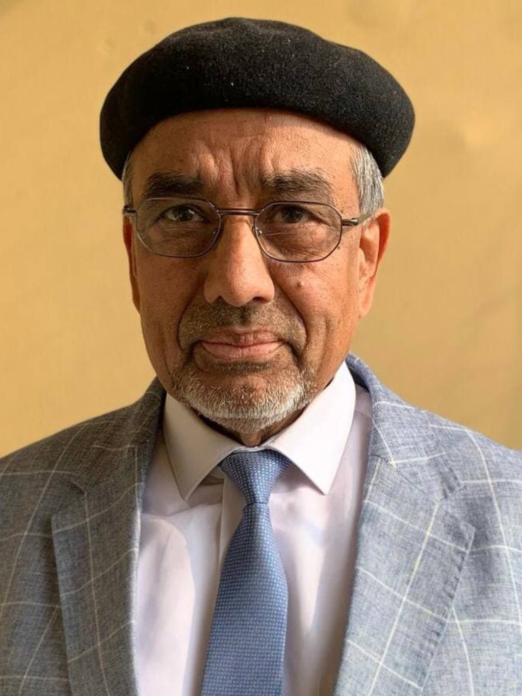 Herr Habib Ahmed Umer - Nat. Sek. Rishta Nata Nord