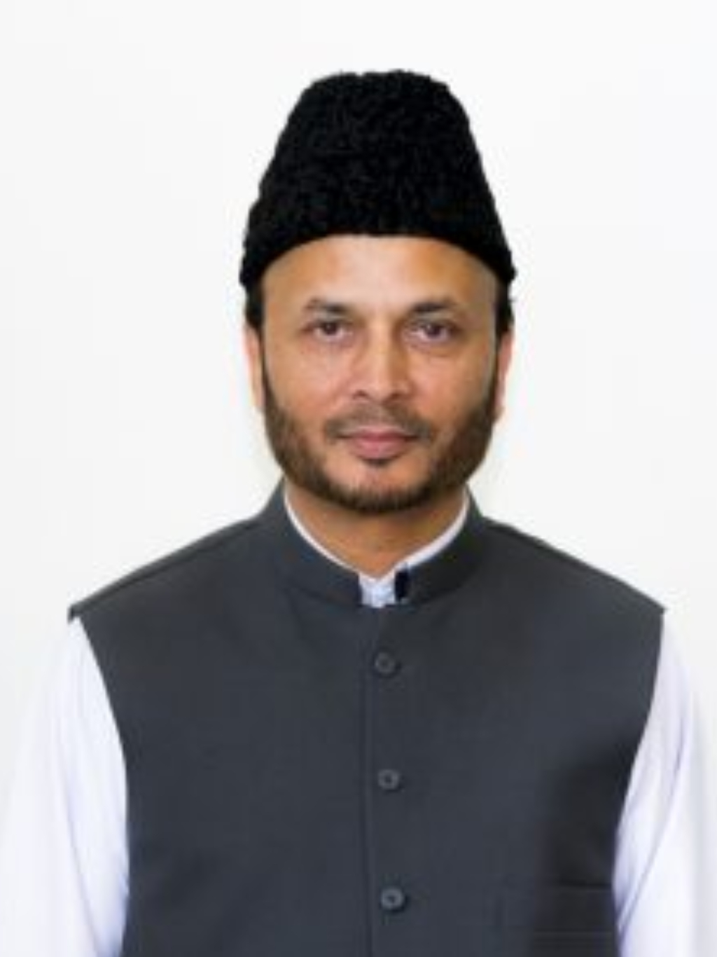 Herr Mubarak Ahmad Tanveer - Murabbi-e-Silsila & Nat. Sek. Rishta Nata Mitte