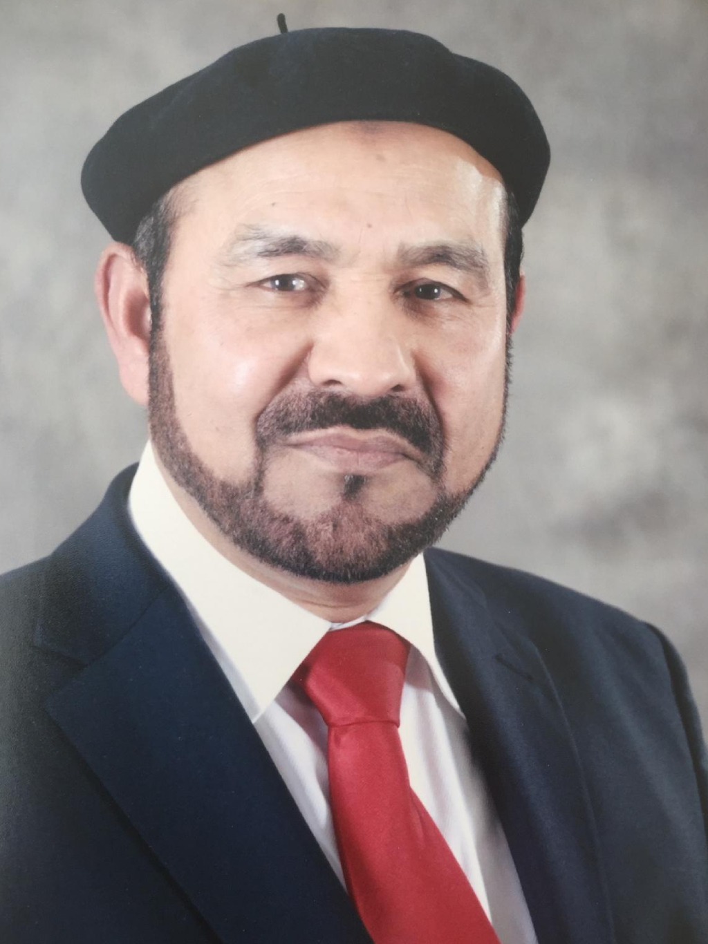 Herr Mubashir Ahmad Tahir - Nat. Sek. Rishta Nata Süd